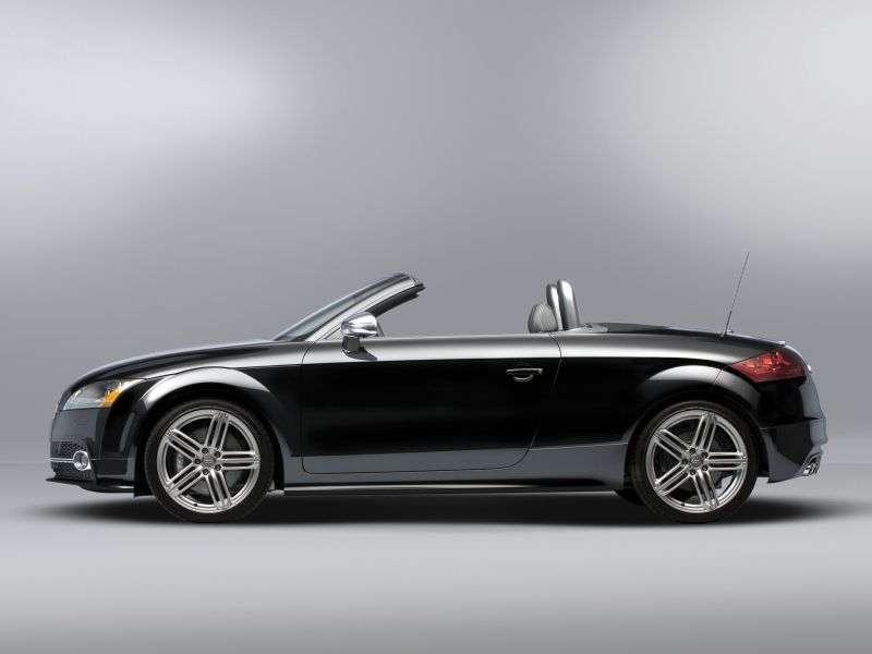 Audi TT 8J [zmiana stylizacji] S roadster 2 drzwiowy. 2.0 TFSI quattro S tronic Podstawa (2010 2013)