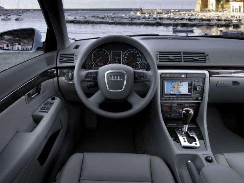 Audi A4 B7 Universal 2.0 TDI CVТ (2004–2008)