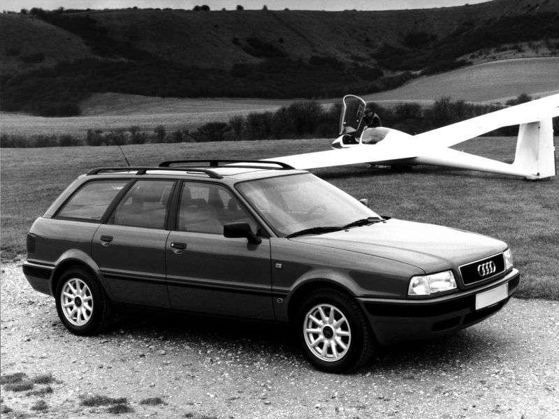 Audi 80 8C, B4 kombi 1.9 TD MT (1992 1994)
