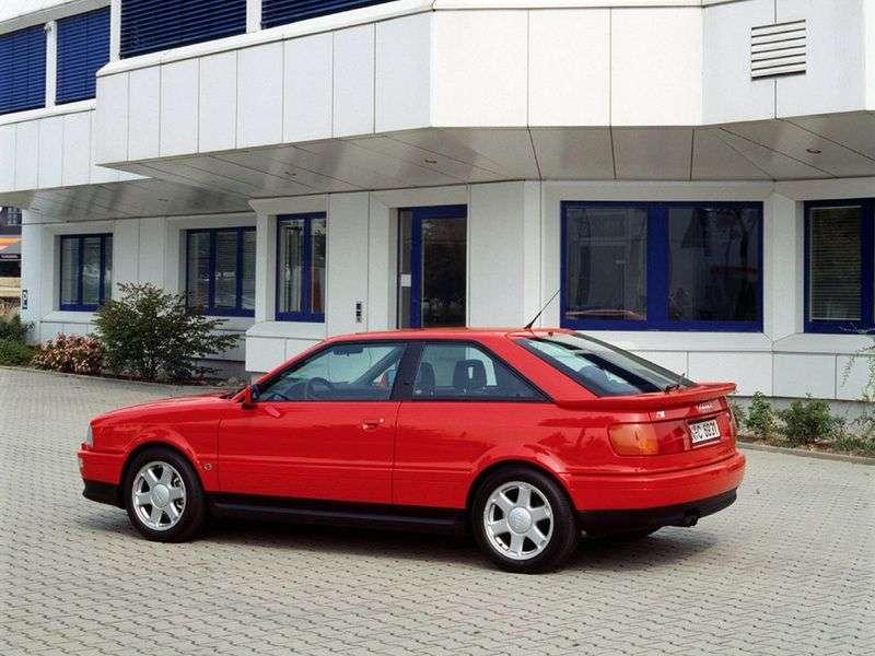 Audi S2 89.8B Coupe 2.2i Turbo 4WD MT (1992–1995)