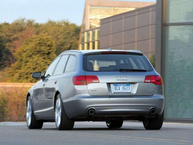 Audi A6 4F, C6universal 2.7 TDI AT (2006–2008)