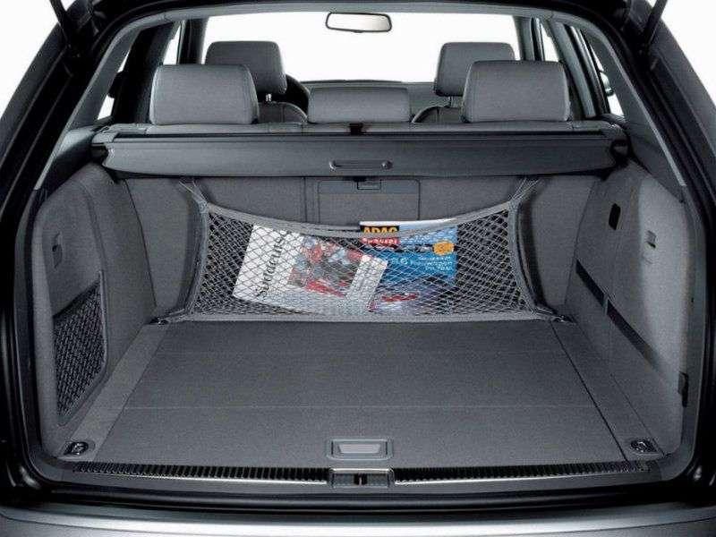 Audi A4 B6 Universal 3.0 MT (2001–2004)