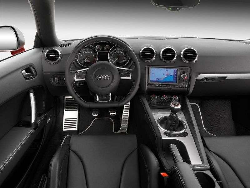 Audi TT 8JS coupe 2 drzwiowe 2.0 TFSI quattro MT (2007 2010)