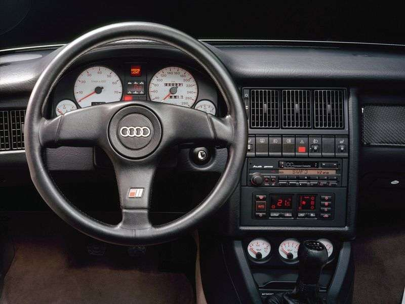 Audi S2 8C, B4universal 2.2i Turbo 4WD MT (1992–1995)