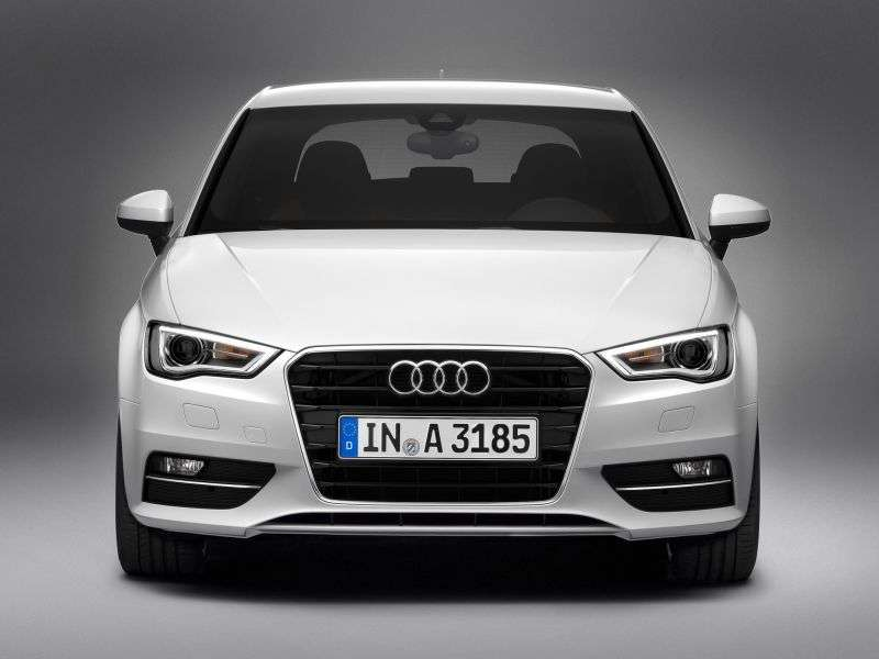 Audi A3 8V hatchback 1.4 TFSI MT Attraction (2012 obecnie)