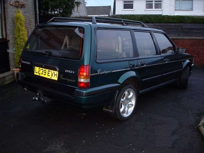 Austin Montego 1st generation wagon 1.6 AT (1988–1995)