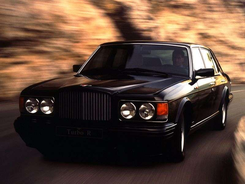 Bentley Turbo R 1st generation sedan 6.75i AT Turbo (1993–1998)