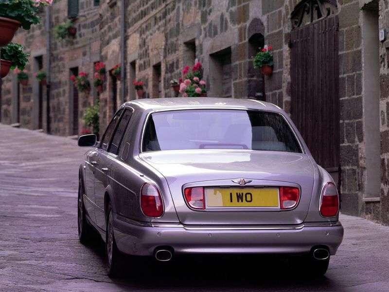 Bentley Arnage 1st generation sedan 4.4 AT Turbo (1998–2002)