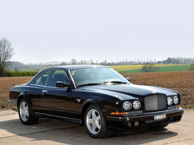Bentley Continental 2nd generation T coupe 2 bit. 6.75 AT (1996–2002)