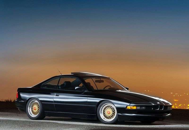 BMW 8 Series E31 Coupe 840Ci MT (1993–1995)