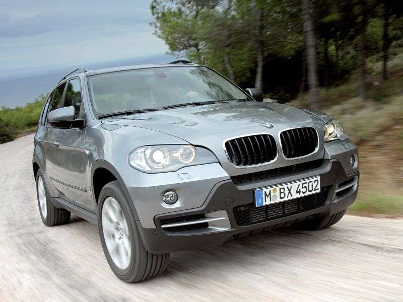 BMW X5 E70crosser xDrive30i AT (2007–2010)