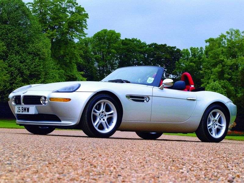 BMW Z8 E52 Roadster 4.9 MT (1999–2003)