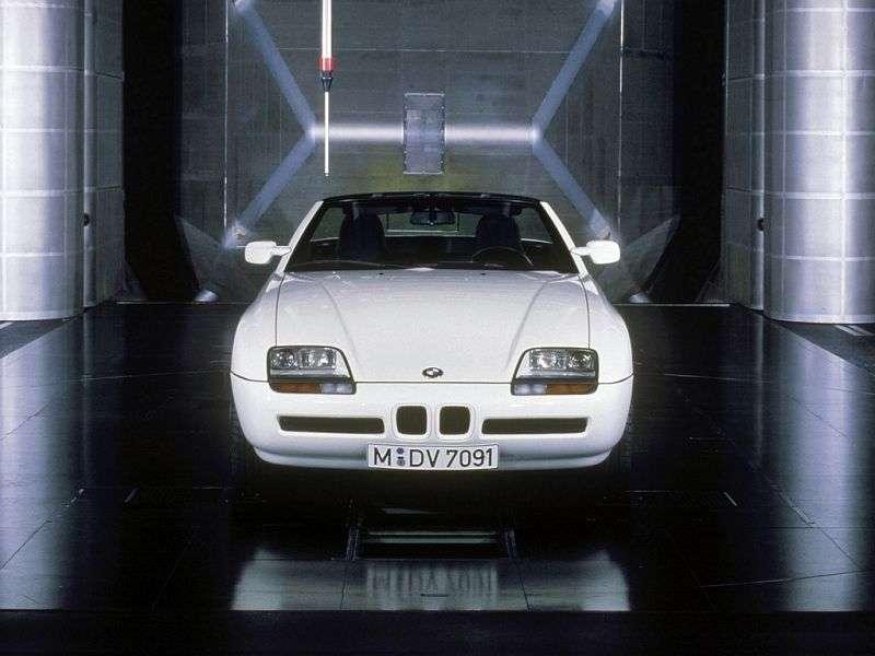 BMW Z1 E30 / Zroadster 2.5 MT (1989 1991)