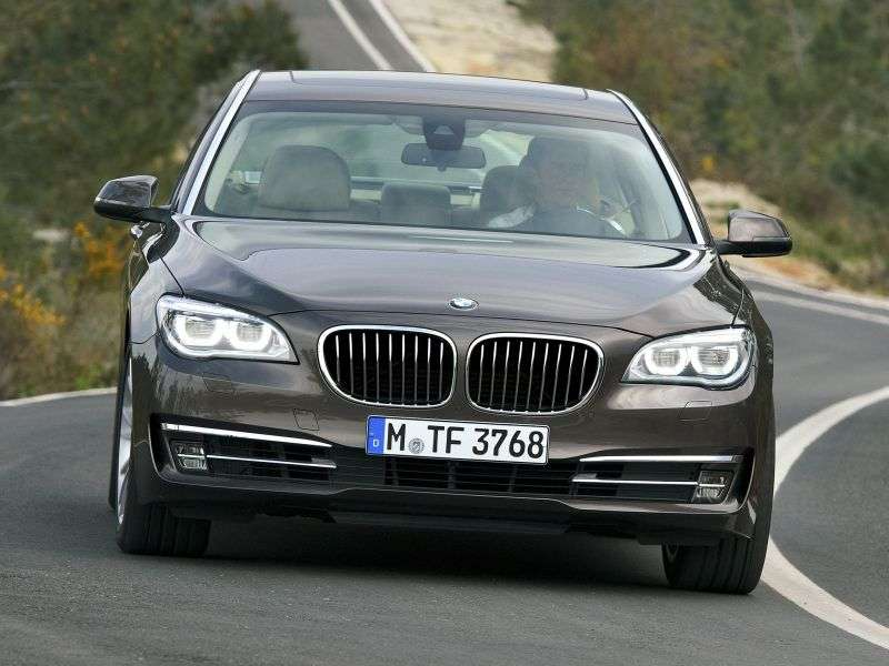 BMW 7 Series F01 / F02 [restyling] 750Li AT Sedan (2012 – n.)