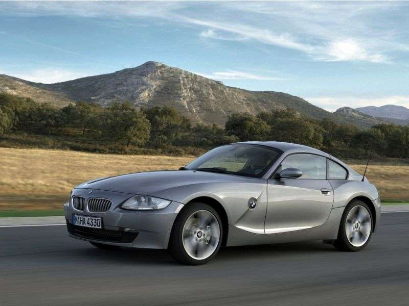 BMW Z4 E85 / E86 [restyling] Coupe 3.0si AT (2006–2008)