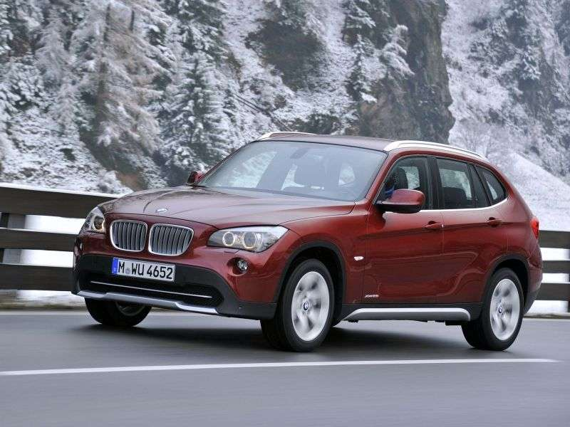BMW X1 E84crosser xDrive20i MT (2011–2012)