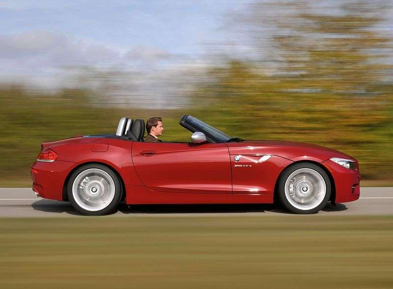 BMW Z4 E89Rodster sDrive35i MT Basic (2008 – n.)