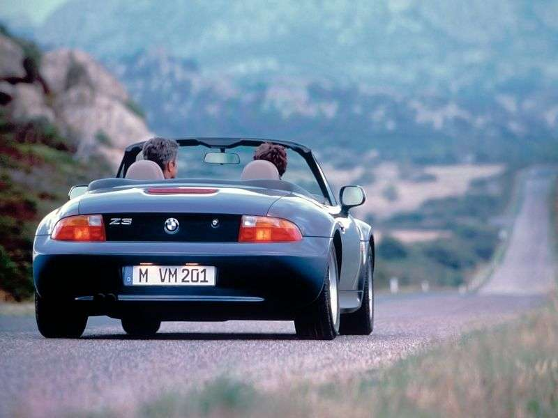 BMW Z3 E36 / 7roadster 1.9 MT (1995–1999)