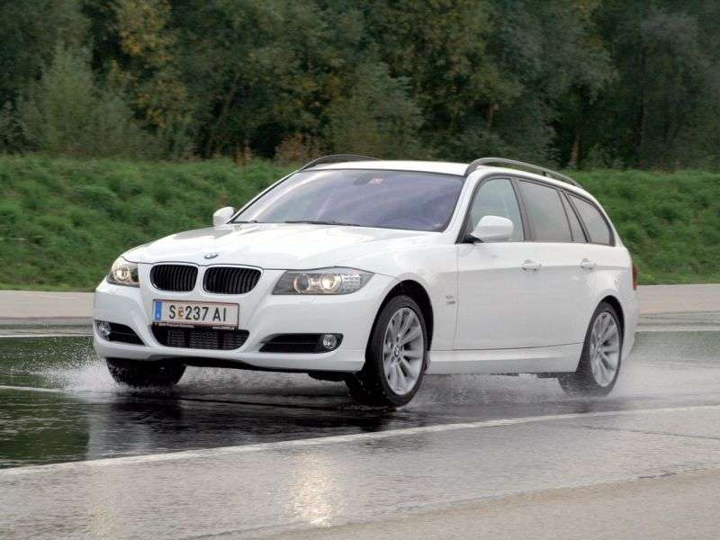 BMW 3 Series E90 / E91 / E92 / E93 [Restyling] Touring Wagon 320d MT (2008–2010)