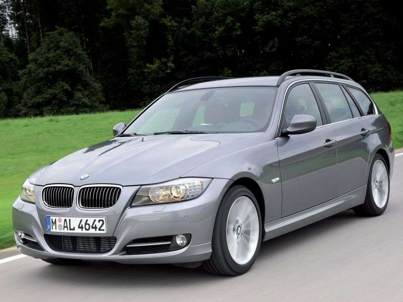 BMW 3 Series E90 / E91 / E92 / E93 [Restyling] Touring 330i xDrive AT Touring (2009–2011)