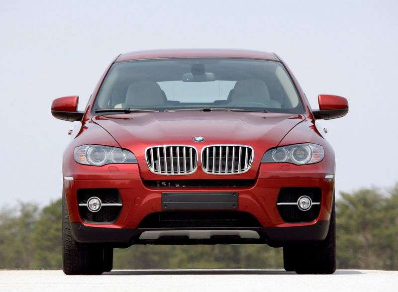 BMW X6 E71 / E72Sports Activity Coupe xDrive30d AT crossover (2008–2010)