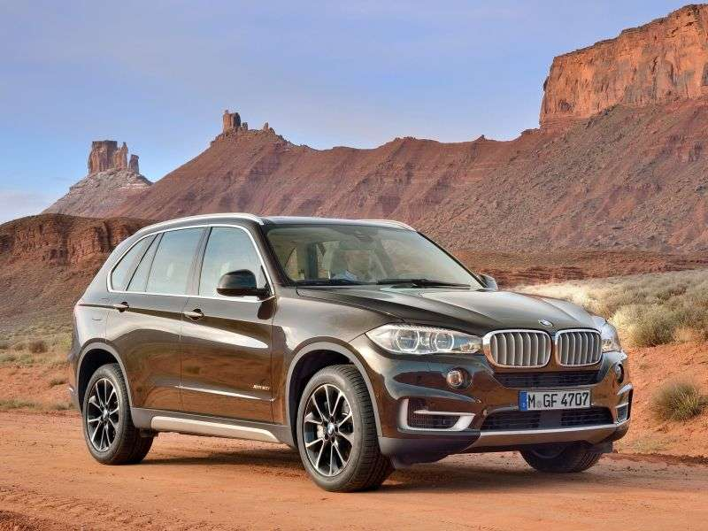 BMW X5 F15crosser xDrive30d AT (2013 – n.)