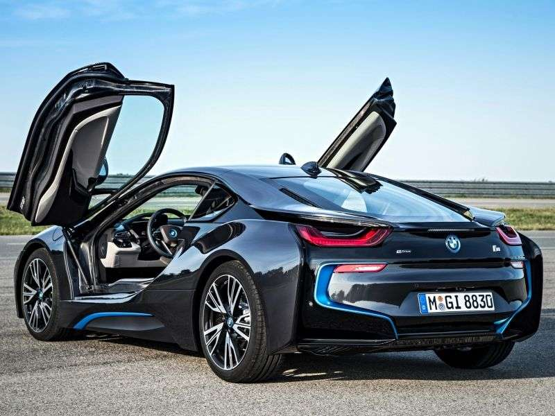 BMW i8 1st generation coupe 1.5 AT (2013 – n. In.)