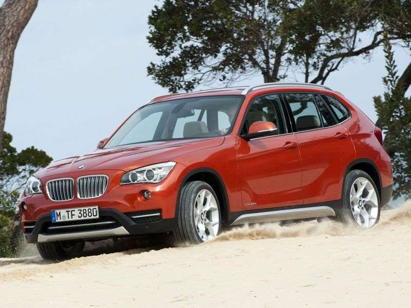 BMW X1 E84 [restyled] xDrive25d AT Sport Line crossover (2012 – n.)