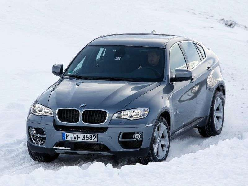 BMW X6 E71 [restyled] Sports Activity Coupe Crossover 35i xDrive AT Basic (2012 – n.)