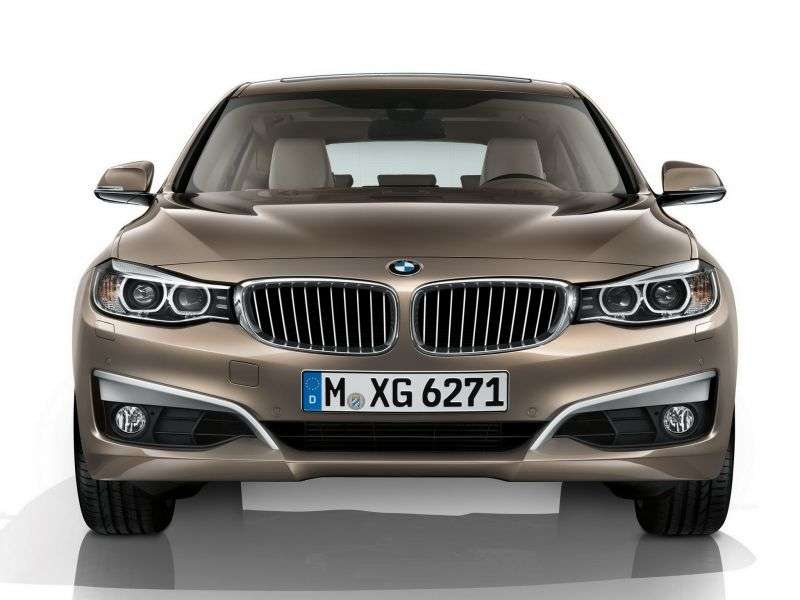 BMW 3 Series Gran Turismo F34hatchbek 320i AT Luxury Line (2013 – v.)