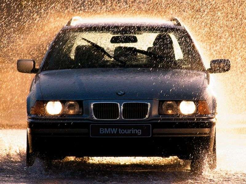 BMW 3 Series E36Touring wagon 325tds MT (1995–1999)