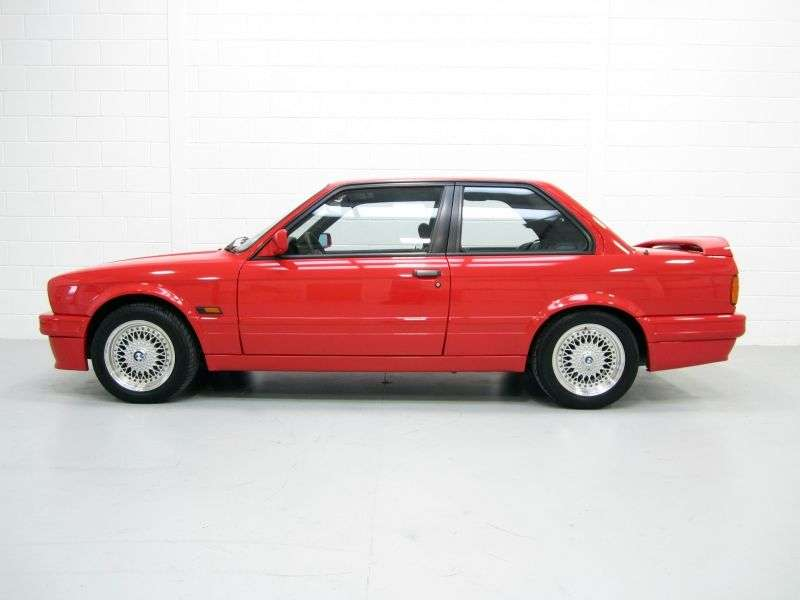 BMW 3 Series E30 [restyling] Sedan 318i MT (1990–1991)