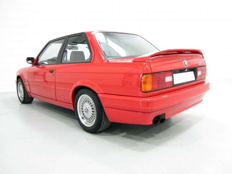 BMW 3 Series E30 [restyling] 320i AT Sedan (1987–1991)
