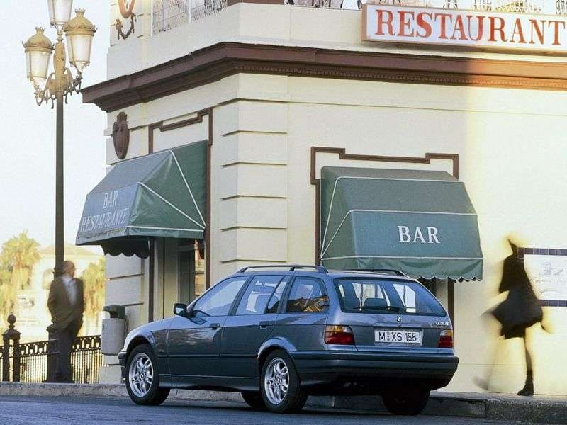 BMW 3 Series E36Touring Wagon 323i AT (1995–1999)
