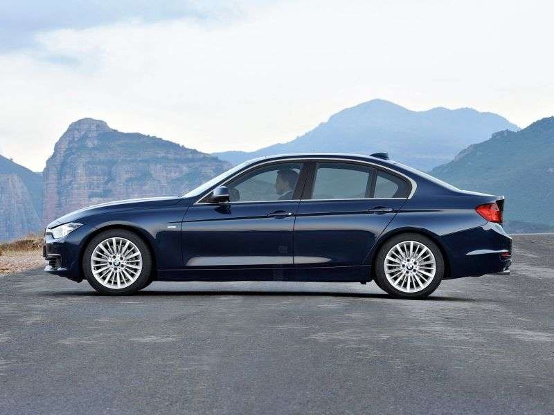 BMW 3 Series F30 / F31sedan 328i xDrive MT Modern Line (2012 – n.)
