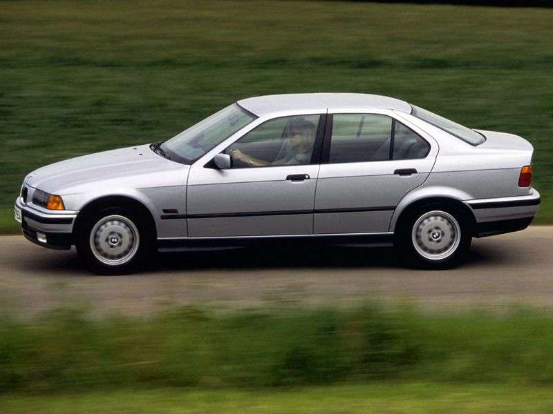 BMW 3 Series E36sedan 320i AT (1990–1991)
