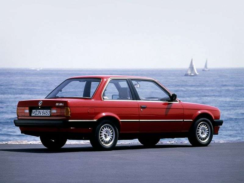 BMW 3 Series E30 [restyling] 325ix kat MT sedan (1987–1991)