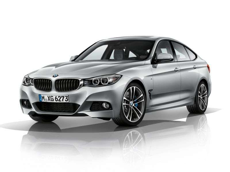 BMW 3 Series Gran Turismo F34etchback 328i MT Luxury Line (2013 – current century)