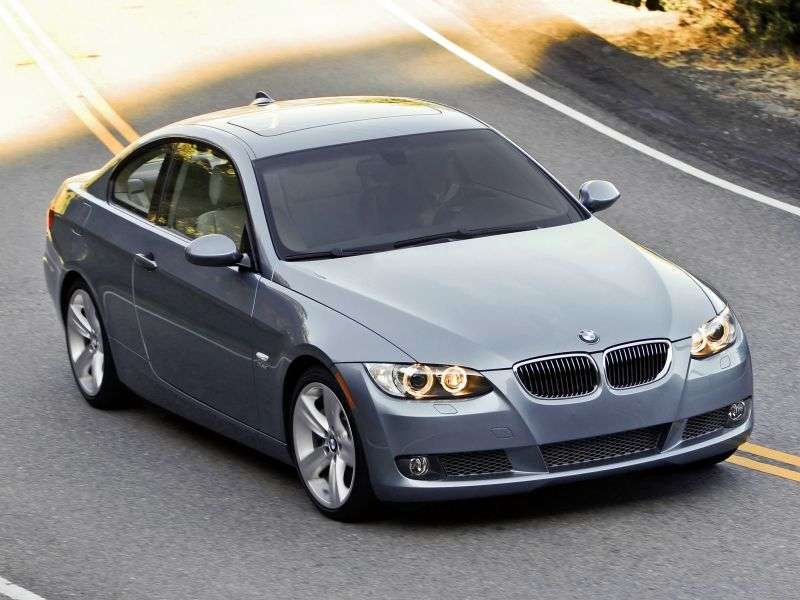 BMW 3 Series E90 / E91 / E92 / E93 Coupe 320d AT (2008–2010)