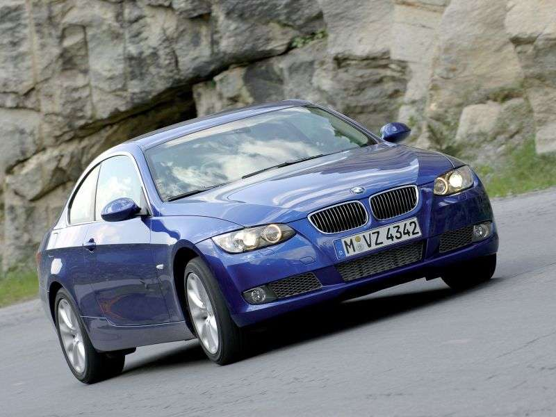 BMW 3 Series E90 / E91 / E92 / E93 Coupe 320i AT (2009–2010)