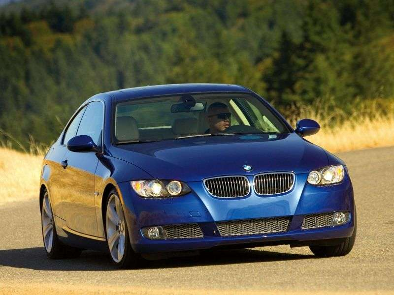 BMW 3 Series E90 / E91 / E92 / E93 Coupe 325xi MT (2006–2007)