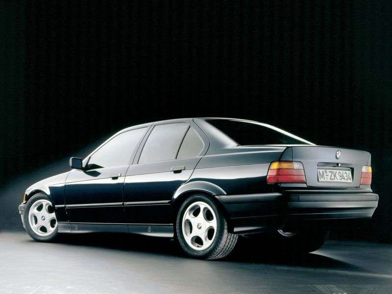 BMW 3 Series E36sedan 318i AT (1990–1991)