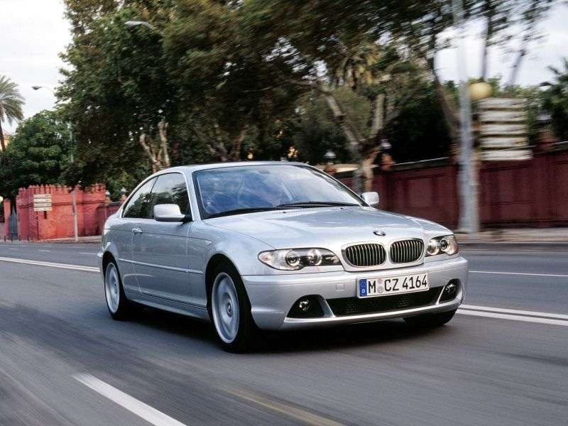 BMW 3 Series E46 [Restyled] Coupe 320Ci AT (2003–2006)