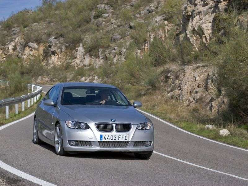 BMW 3 Series E90 / E91 / E92 / E93 Coupe 325xi AT (2006–2007)