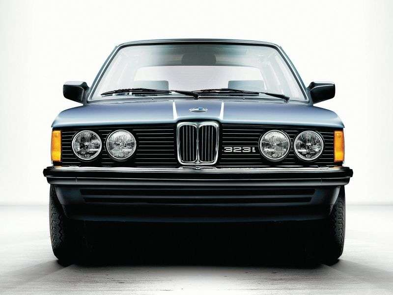 BMW 3 Series E21sedan 316 AT (1980–1983)