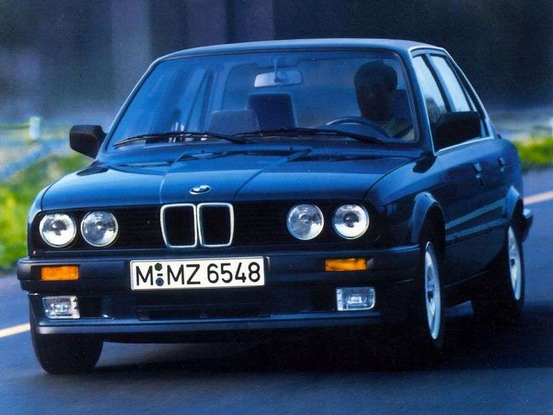 BMW 3 Series E30 [restyling] 4 door sedan. 325is AT (1988–1990)