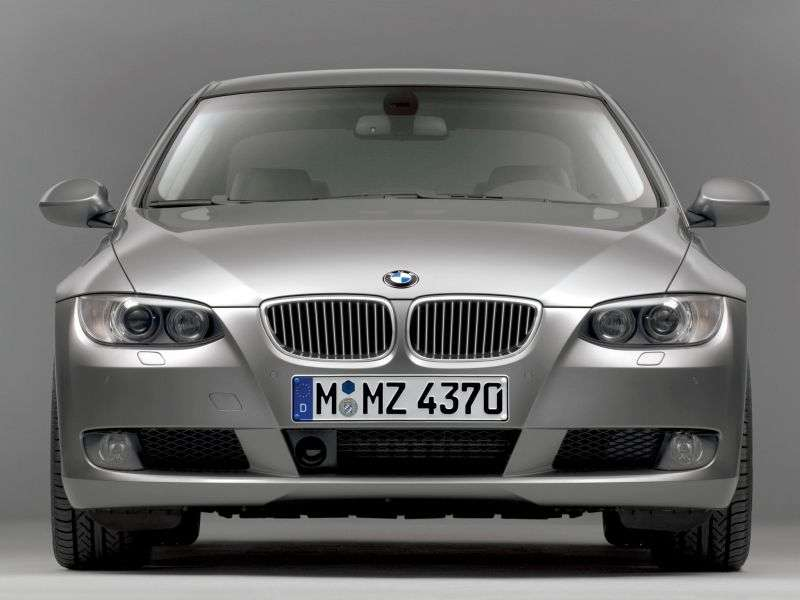 BMW 3 Series E90 / E91 / E92 / E93 Coupe 335i DKG (2009–2010)