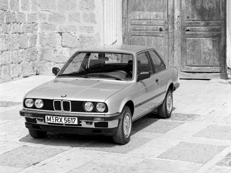 BMW 3 Series E30sedan 2 bit 325ix kat AT (1986–1987)