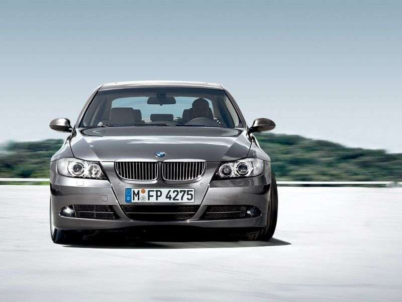 BMW 3 Series E90 / E91 / E92 / E93sedan 320d AT (2004–2007)