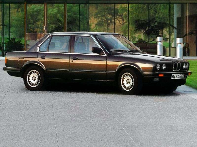 BMW 3 Series E30sedan 4 bit 320i AT (1985 1987)